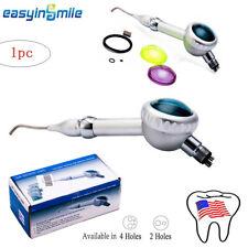 Dental Air Flow Polisher Teeth Handpiece Hygiene Prophy Jet 24 Hole Easyinsmile