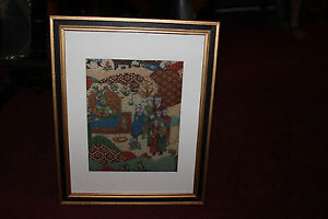 Antique-Vintage-Asian-Persian-Middle-Eastern-Batik-Tapestry-3-Religious-Men