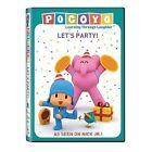 Pocoyo Let's Party 0843501005057 DVD Region 1