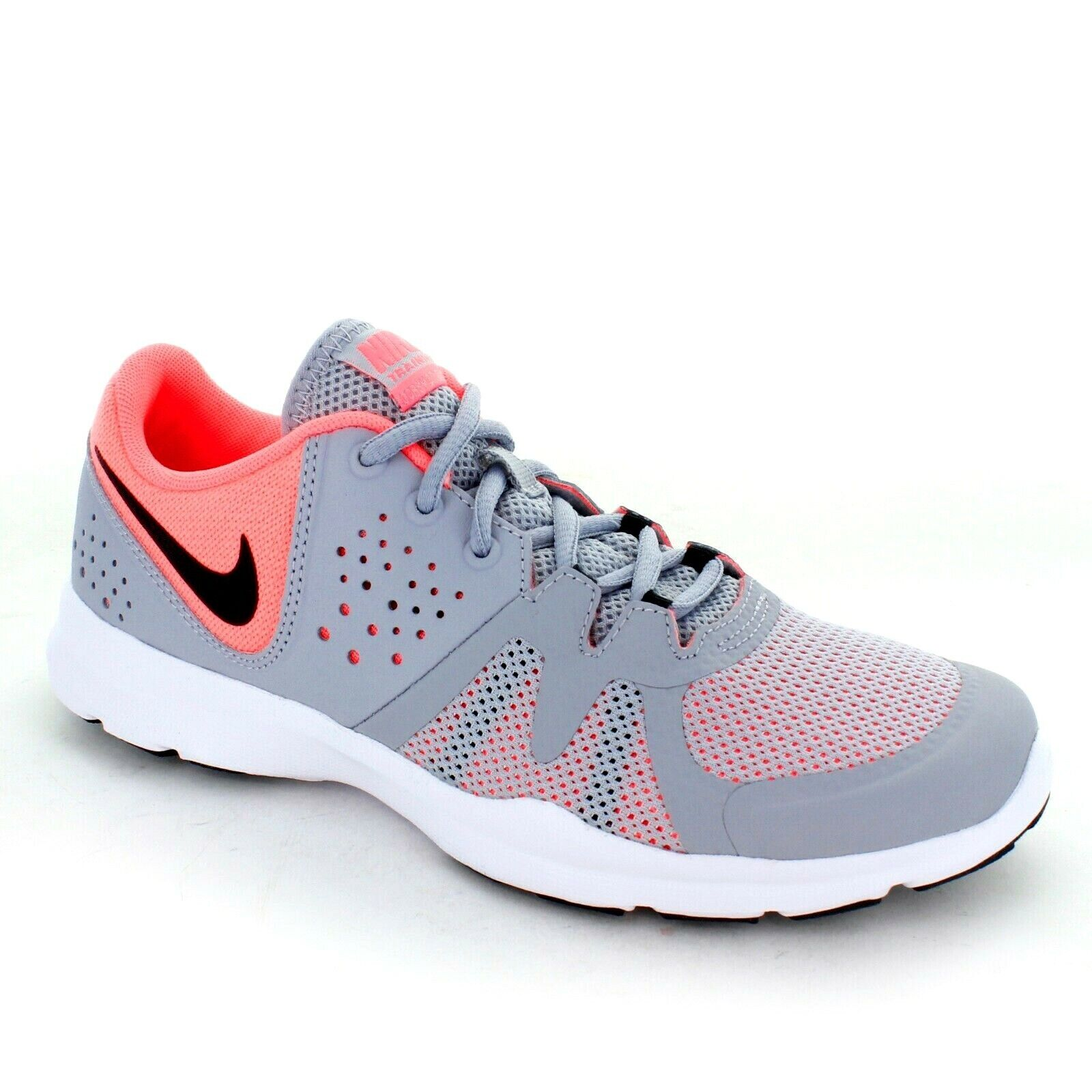 Nike damen UK 5.5 EU 39 grau Core Motion TR 3 Mesh Training Running Gym schuhe