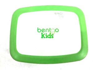 Bentgo Kids Lunch Box Green Bento Box School Kids Reusable Green Eco Friendly