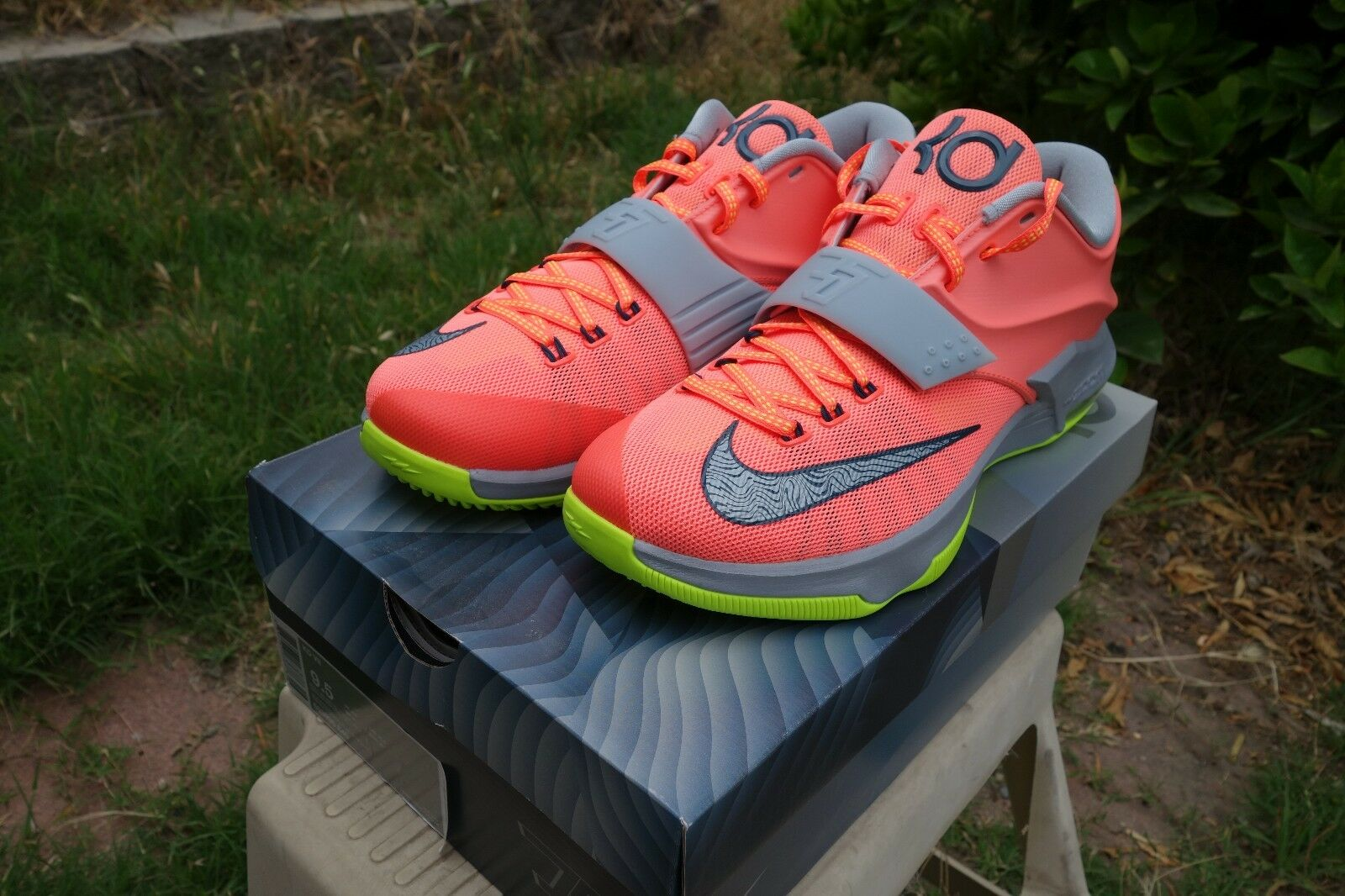 Nike KDVII 35000 Degrees Taille 9.5 653996-840