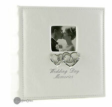 Wedding Day Photo Picture Album Keepsake Or Gift 70032