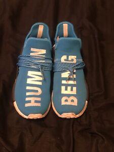 Adidas PW Human Race NMD Blue White
