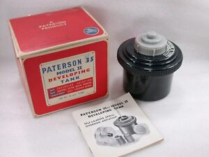 Paterson-35-Model-II-Developing-Tank-for-35mm-Films-Manual-Box