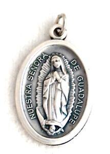 fcf6cb0ba8b Image is loading OUR-LADY-OF-GUADALUPE-Catholic-Patron-Saint-Medal-
