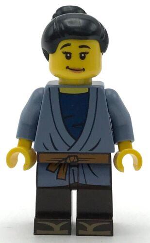 Lego New Ninja Minifigures from MOVIE Set 70657 Ninjago City Docks YOU PICK