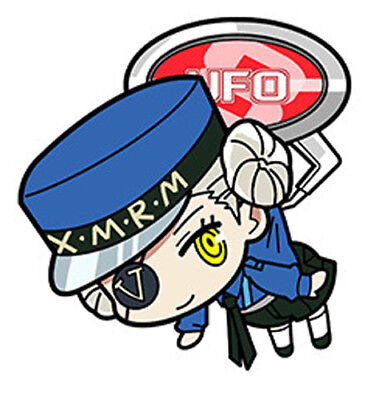 Persona 5 Morgana Ufo Acrylic Key Chain Anime Manga NEW