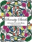 Serenity Swirls: 25 Unique Coloring Patterns for Stress Relief and Mindfulness (8.5 X 11) by Jennifer Lankenau (Paperback / softback, 2015)