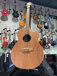 Cole Clark CCAN2EC-RDBL Acoustic Electric Authorized Dealer Free Shipping!
