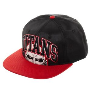 47fe8161276 Attack on Titan Snapback Hat Sublimated Under Bill TITANS Officially ...
