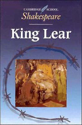King Lear by William Shakespeare (Paperback, 1996)