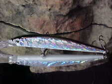 """Challenger 4 1//2/"""" 15-20 foot Deep Diving Minnow JL062F-630V in METALLIC TROUT"""