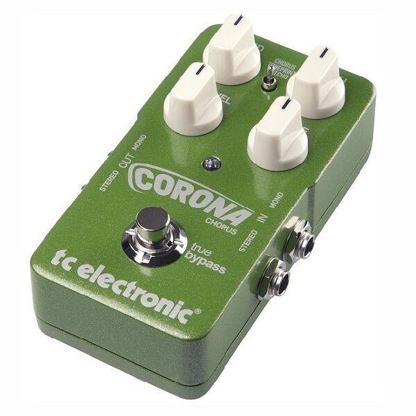 Pédale d'Effet TC Electronic CGoldna Chorus