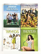 Coffret Lot DVD Weeds L'INTEGRALE  Saison 1 2 3 4 a