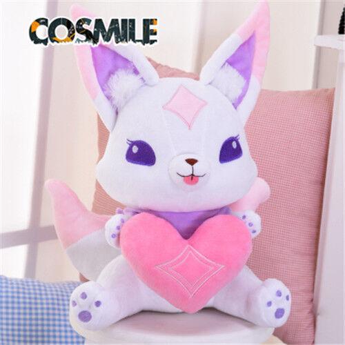 League of Legends LOL Ahri Pet Fox Kiko Star guardian Cosplay Doll Toy Plush