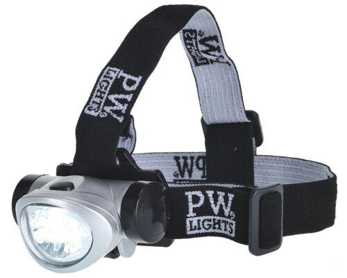 Portwest PA50 LED LUCE TESTA