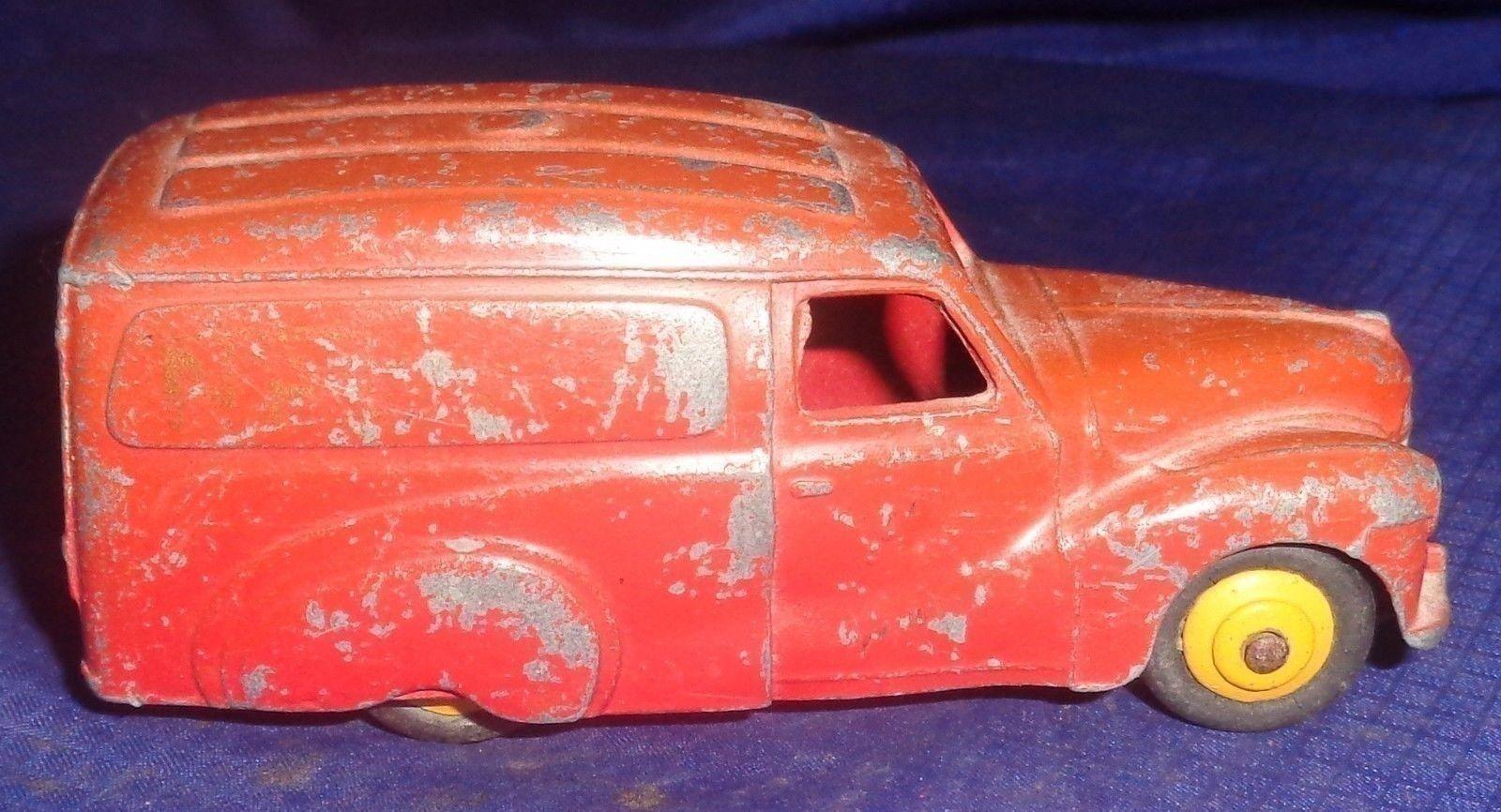 RP2192 Vtg Dinky Toys Die Cast Austin Royal Mail Delivery Van