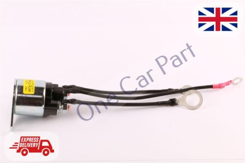 Mercedes Actros Axor Truck Auxiliary Starter Solenoid 24V