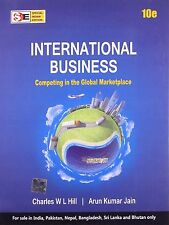 New -International Business-Competing in the Global Marketplace by Hill -INTL ED
