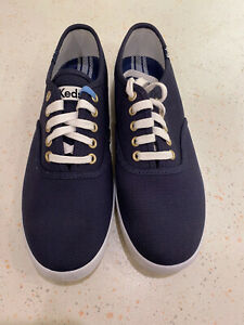 Keds Mens Trainers Blue Navy Size 8 Medium Sneakers Brand New | eBay
