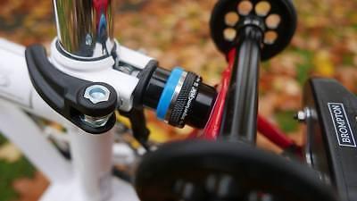 Multi-S Brompton Color Rear Shock Suspension Block All Colours