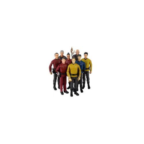 Star TREK GALAXY Collection 2009 10 cm personaggio Sammelfigur Kirk Spock NUOVO /& OVP