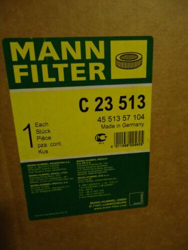MANN Filter # C23513  Filter NEW