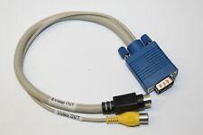 Staples 6/' VGA//SVGA Monitor Cable Black 2094899