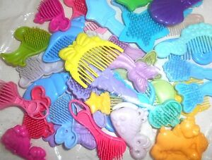 Vintage-1980-039-s-My-Little-Pony-Accessories-BRUSH-amp-COMB-SHOP-Choose-yours