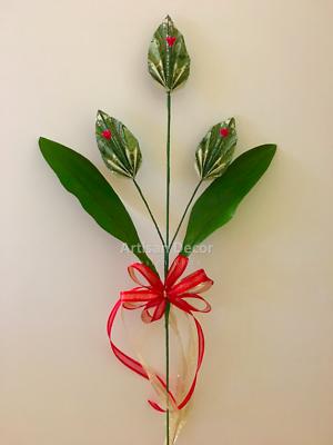 Money Twist Tie Modular Flower - Make-Origami.com | 400x300