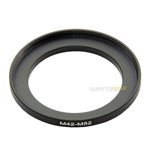 M42-M52-M42-Male-to-Female-M52-42mm-to-52mm-Coupling-Ring-Adapter-For-Lens