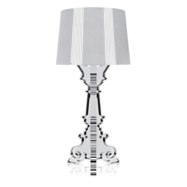Lampada da tavolo Kartell Bourgie Argento | eBay