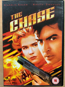 The-Chase-DVD-1994-BMW-Car-Action-Comedy-Thriller-w-Charlie-Sheen