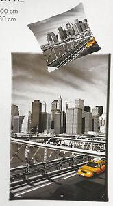 Villa-Noblesse-New-York-Bettwaesche-Fotodruck-135-x-200-cm-m-RV