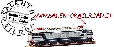 SALENTORAILROAD modellismo treni