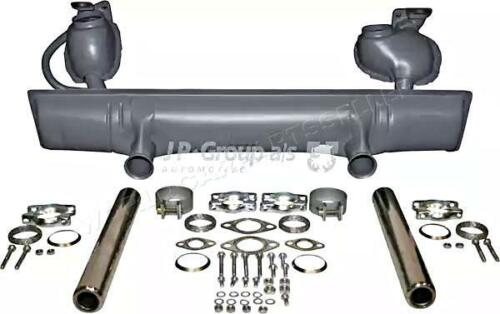JP Exhaust System Rear Round Tailpipe Fits VW Beetle Cabrio 64-81