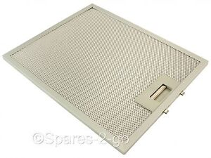 how to clean metal mesh cooker hood filter