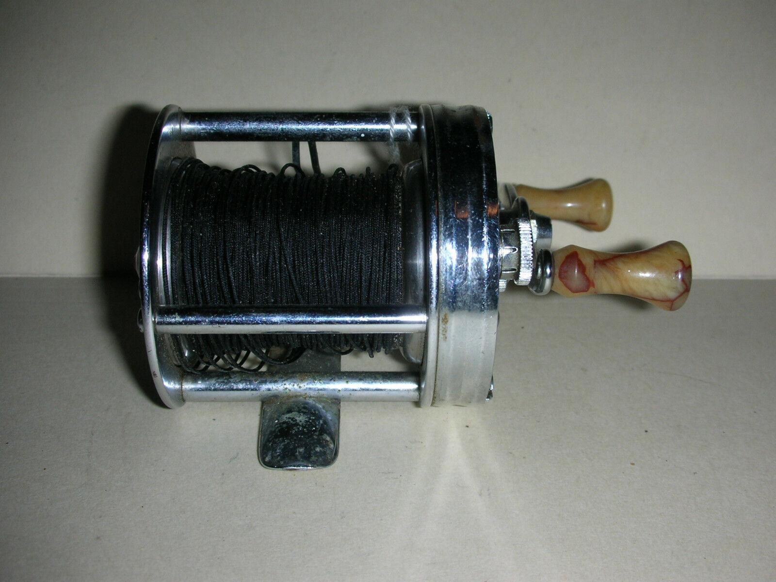 Vintage Shakespeare Criterion 1960 Fishing  Reel - Model GE - USA (G 7)  very popular