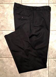 EDDIE-BAUER-Mens-Black-Casual-Pants-Size-36-EXCELLENT