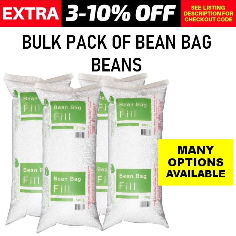 Bean Bag Beanz Refill Filling Beads