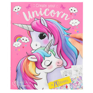 Depesche Ylvi and the Minimoomis Create Your Unicorn Book 10138_A NEW