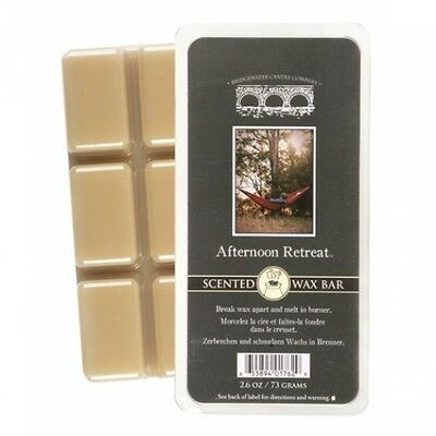 Bridgewater Candle - Scented Wax Bar - Afternoon Retreat