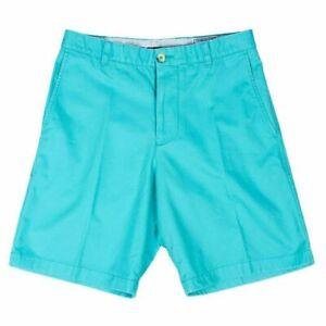 Southern-Tide-Men-The-Skipjack-Denim-Casual-Pima-Cotton-Shorts-Island-Blue-W36