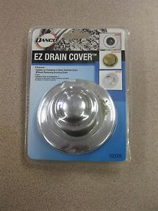 Danco EZ Drain Cover for Tub NEW Part #10528 FREE SHIPPING Pegs