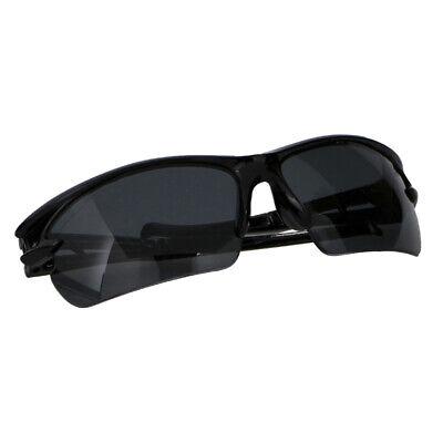 Occhiale Da Sole Sportivo Penn Unisex Nero Con Lenti Grigie