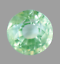 thumbnail 3 - Natural Green Apple Peridot Round 6.25 Ct Top Quality Certified Gemstone