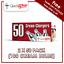 100-CREAM-CHARGERS-QuickWhip-8g-N20-Bulbs-50-PACK-X2-Pure-Nitrous-Oxide thumbnail 1
