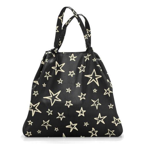 reisenthel Mini Maxi Loftbag Einkaufstasche Einkaufsbeutel Badetasche Stars 25 L