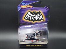 Batman 1966 TV Series Batcycle 2007  Hot Wheels 1:50  COLLECTIBLE MODEL